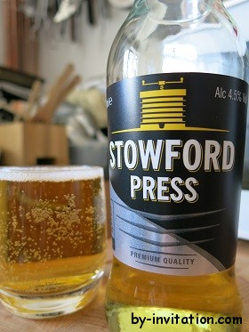Westons Stowford Press Premium Quality Cider
