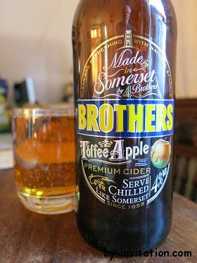 Brothers Toffee Apple Premium Pear Cider