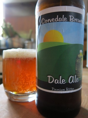 Corvedale Brewery Dale Ale Premium Bitter