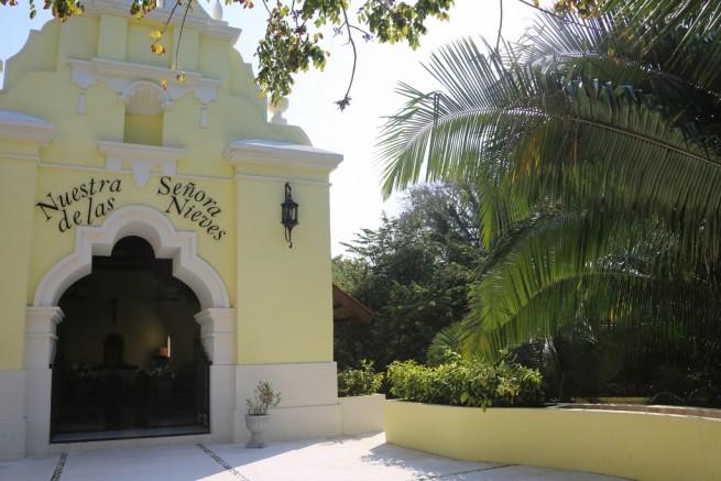 Mexico Hotel Church