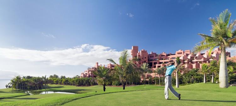 The Ritz-Carlton Abama Tenerife Golf Course