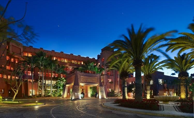 The Ritz-Carlton Abama Tenerife Main Entrance