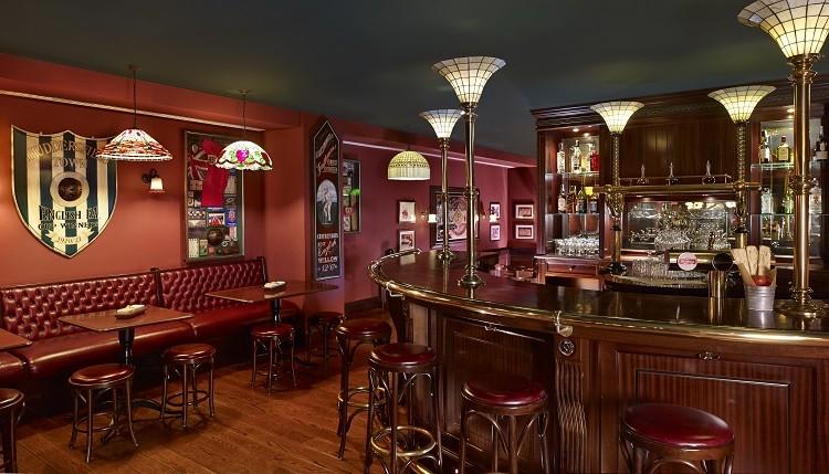 The Ritz-Carlton Abama Tenerife Sports Bar