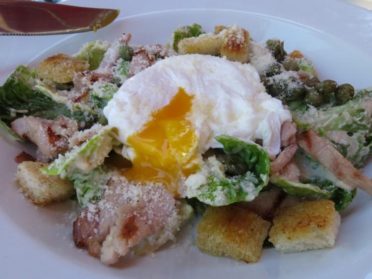 Riverside Brasserie Bray Soft Egg