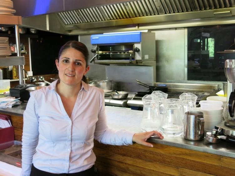 Riverside Brasserie Bray Waitress