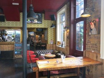 The Candlemaker – Retro Food in Battersea