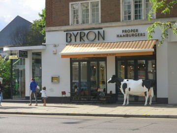 The Full Deck With Byron Hamburgers