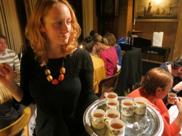 Russian Revels Supper Club With Olia Hercules