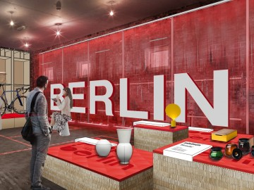 Shoreditch Hosts Visit Berlin Popup