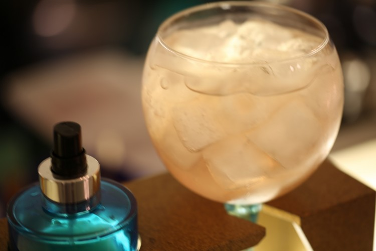 Sanderson Moroccan Ultimate Gin Tonic Twist