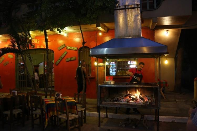 Mexico Street Food San Blas