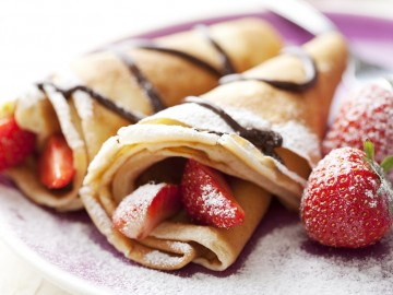 Flipping Perfect Pancake Day from The Arch London