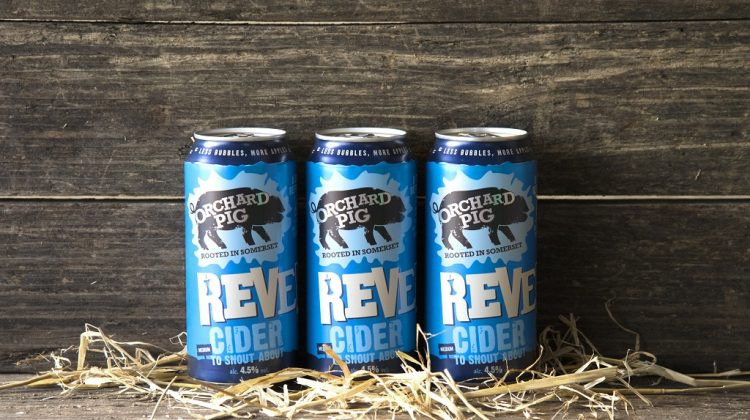 Orchard Pig Reveller Cider – A Flying Pig To You