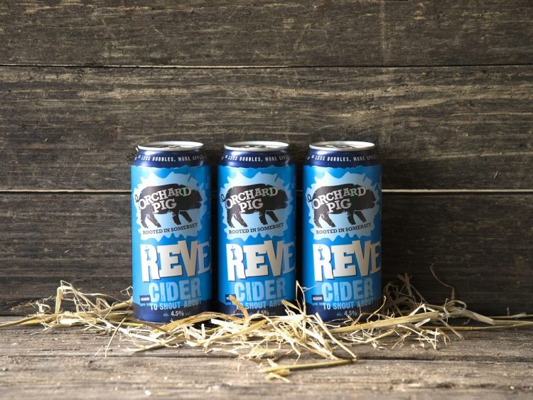 Orchard Pig Canned Reveller Cider