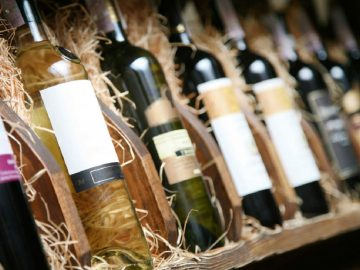 World Wine Week Bottles
