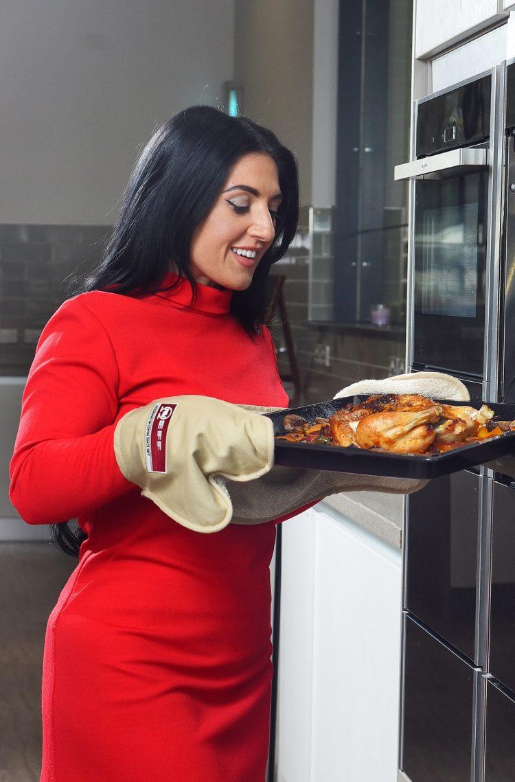 NEFF Cookaholics Kitchen Stacie Stewart