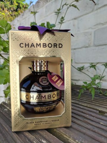 Chambord Queen of Hearts Gin Cocktail