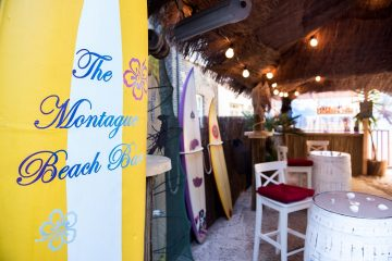 London's First Bottomless Brunch on the Beach At The Montague Bloomsbury