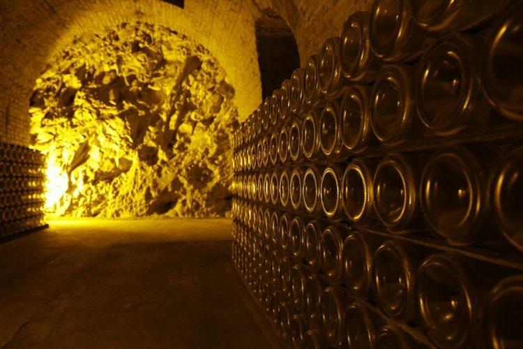 Deutz Wine Cellar