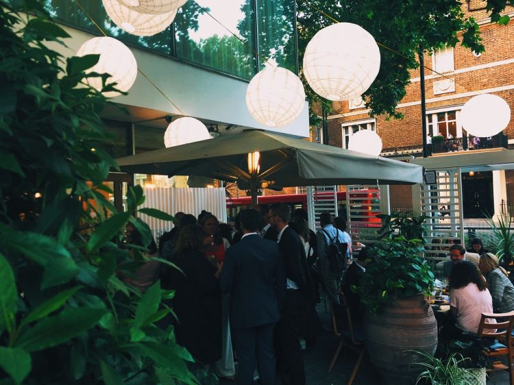 Lisboa Jardim London Opens For Summer At The Terrace